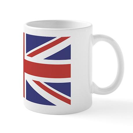 UNION JACK UK BRITISH FLAG Mug