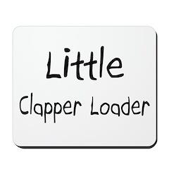 Little Clapper Loader Mousepad