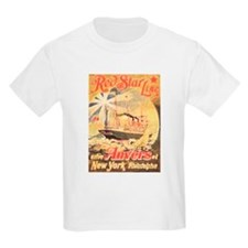 Red Star Line T-Shirt