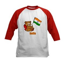 India Teddy Bear Tee