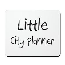 Little City Planner Mousepad