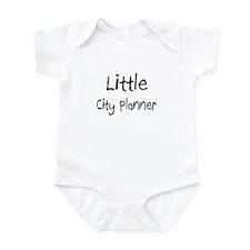 Little City Planner Infant Bodysuit