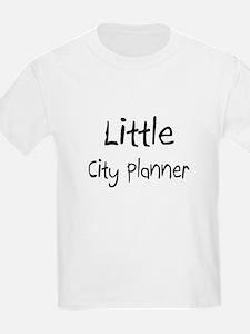 Little City Planner T-Shirt