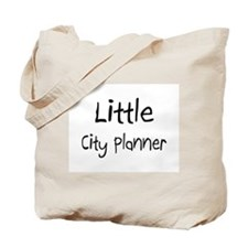 Little City Planner Tote Bag