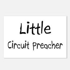 Little Circuit Preacher Postcards (Package of 8)