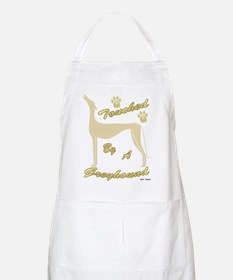 TOUCHED BY A GREYHOUND (FAWN) APRON