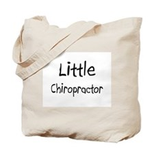 Little Chiropractor Tote Bag