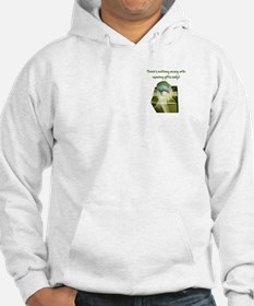 Quaker Parrot Opening Gifts Early Hoodie