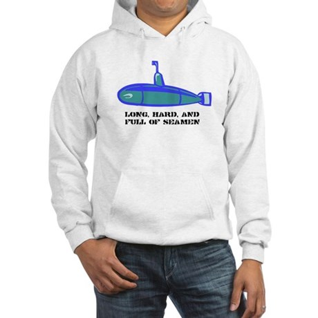 Full of Seamen Hooded Sweatshirt