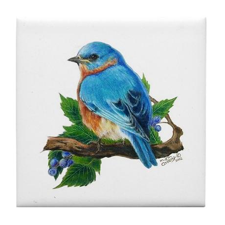 Decorative Tile Art or Coaster (ceramic)