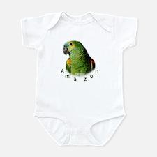 Amazon Parrot Infant Bodysuit