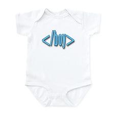 Boy HTML Baby Infant Bodysuit