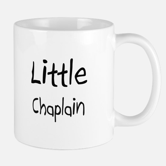 Little Chaplain Mug