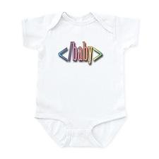 Baby HTML Infant Bodysuit