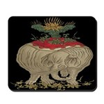 Decorative Asian Elephant Mousepad