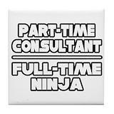 Ninja consultant Coasters