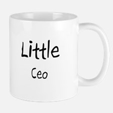 Little Ceo Mug