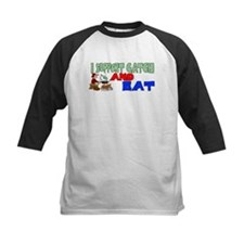 Support catch and eat Tee