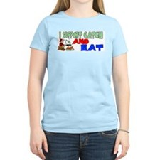 Support catch and eat T-Shirt