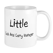 Little Cash And Carry Manager Mug