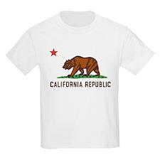 California Republic Kids T-Shirt