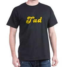 Retro Tad (Gold) T-Shirt