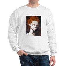 Sleeping Girl Sweatshirt