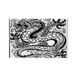 Korean Dragon Magnets (10 pack)