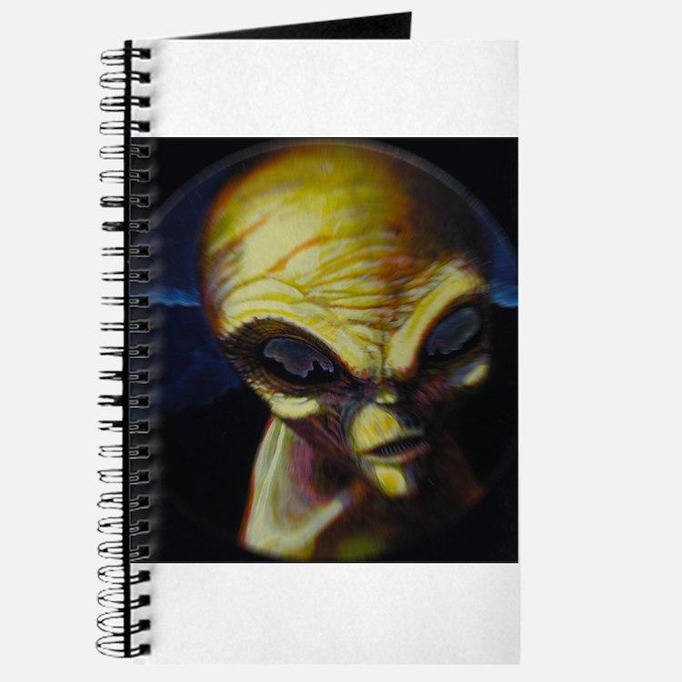 Alien/Angel Journal