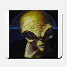 Alien/Angel Mousepad