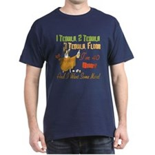 Tequila 40th T-Shirt