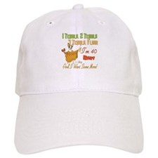 Tequila 40th Baseball Baseball Cap