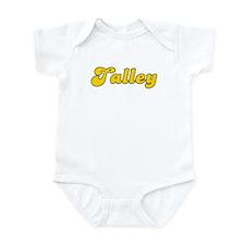 Retro Talley (Gold) Infant Bodysuit