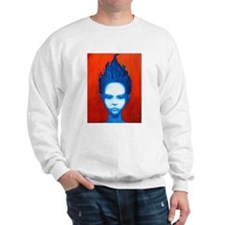 Blue Girl Sweatshirt