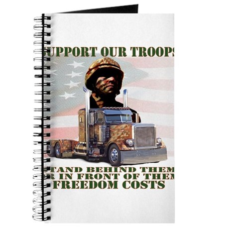 Support Our Troops Journal