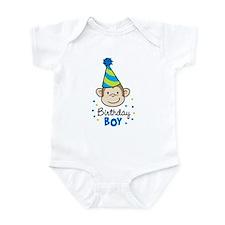 Birthday Boy - Monkey Infant Bodysuit