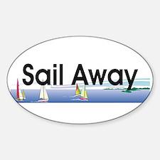 TOP Sail Away Decal