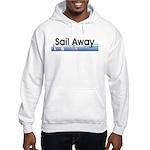 TOP Sail Away Hooded Sweatshirt