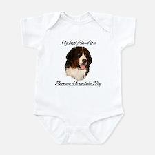 Bernese Best Friend Infant Bodysuit
