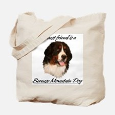 Bernese Best Friend Tote Bag