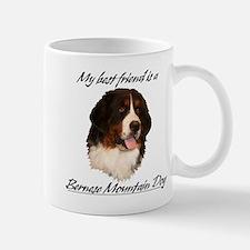 Bernese Best Friend Mug
