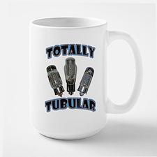 Totally Tubular Large Mug