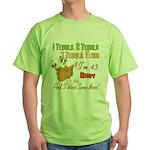 Tequila 43rd Green T-Shirt