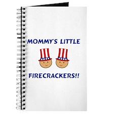 Mommy's Firecrackers Journal