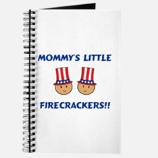 Mommy's Firecrackers Journal