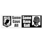 Some Have Gall Bumper Sticker (10 pk)