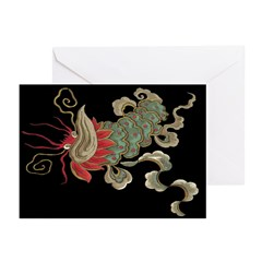 Luck Dragon Greeting Cards (Pk of 20)