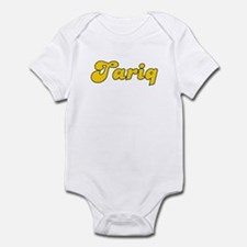 Retro Tariq (Gold) Infant Bodysuit