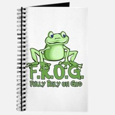 Fully Rely on God Journal
