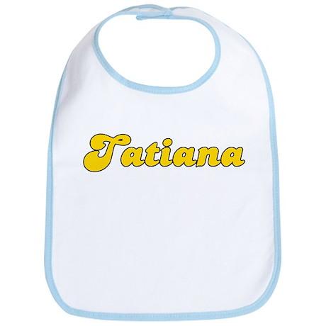 Retro Tatiana (Gold) Bib